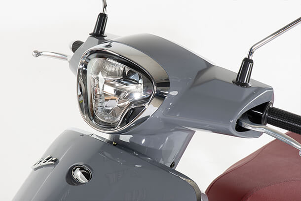 Motorroller 125ccm - KYMCO LIKE II 125i CBS | LED světlomet