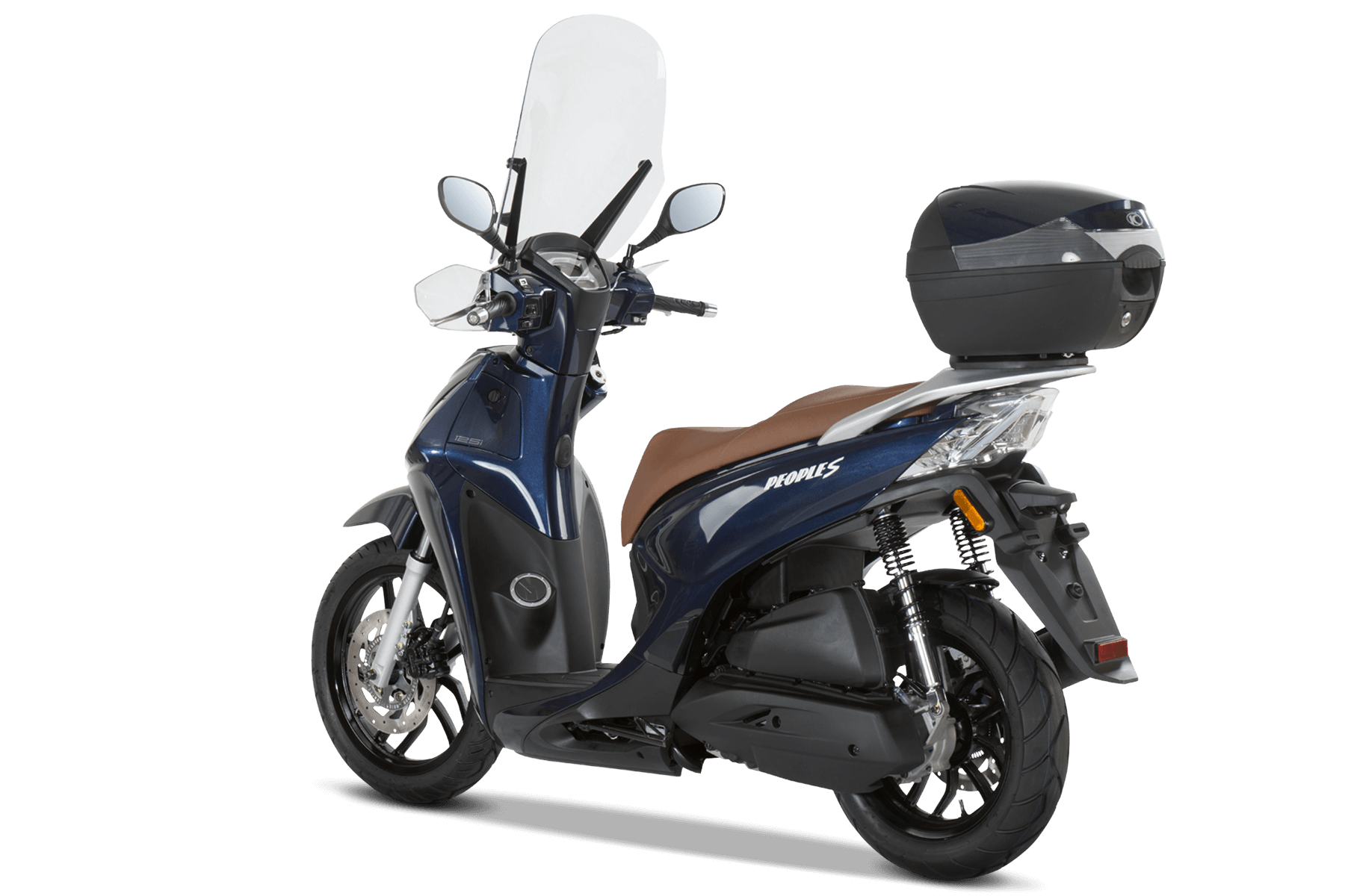 300ccm Motorroller / Roller NEW PEOPLE S 300i ABS - KYMCO