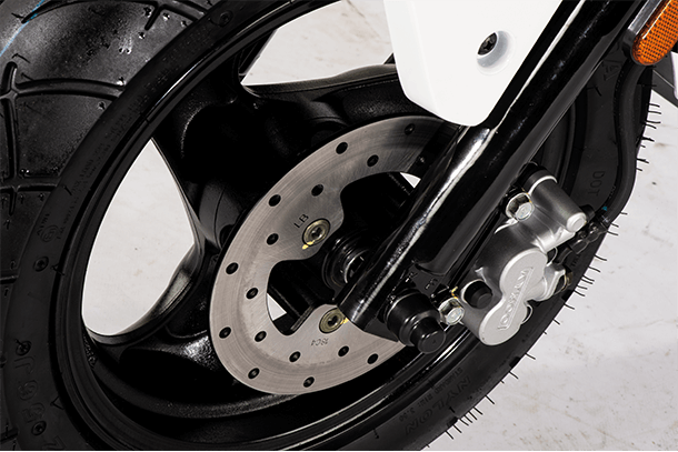Skútr 50ccm - Kymco Agility 50 | kotoučové brzdy
