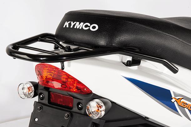 Skútr 50ccm - Kymco Agility 50 | zadní světlo